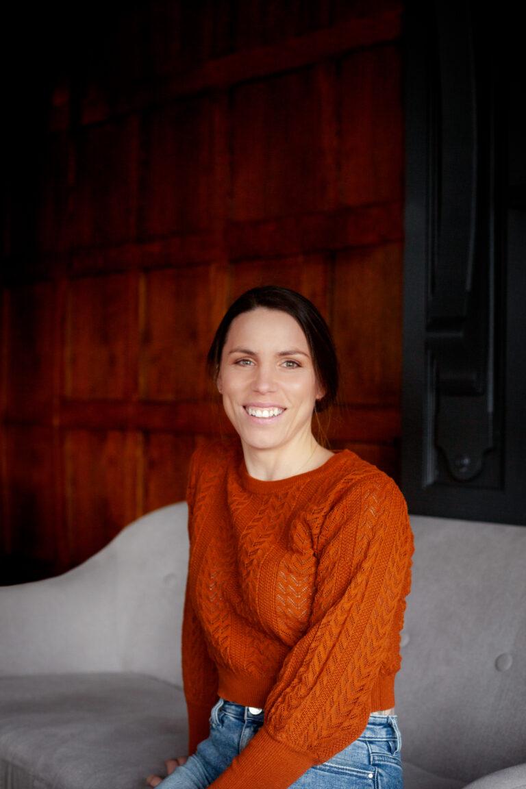 Magalie Dubé, administratrice